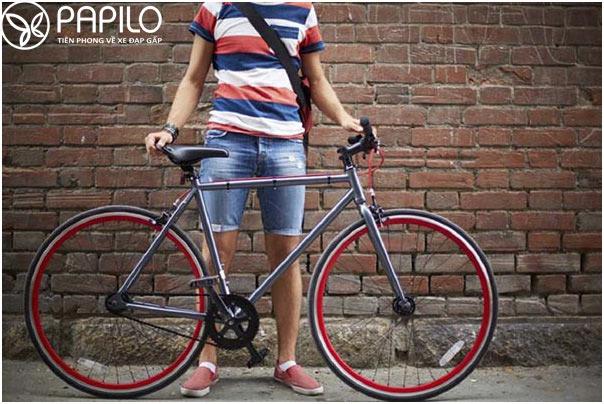Xe đạp Hybrid thể thao